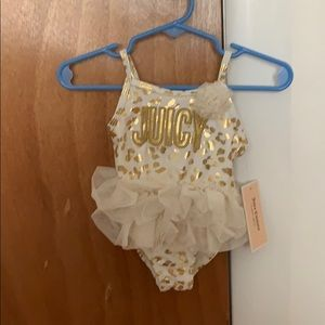 Juicy Couture swimsuit NEW WITH TAGS